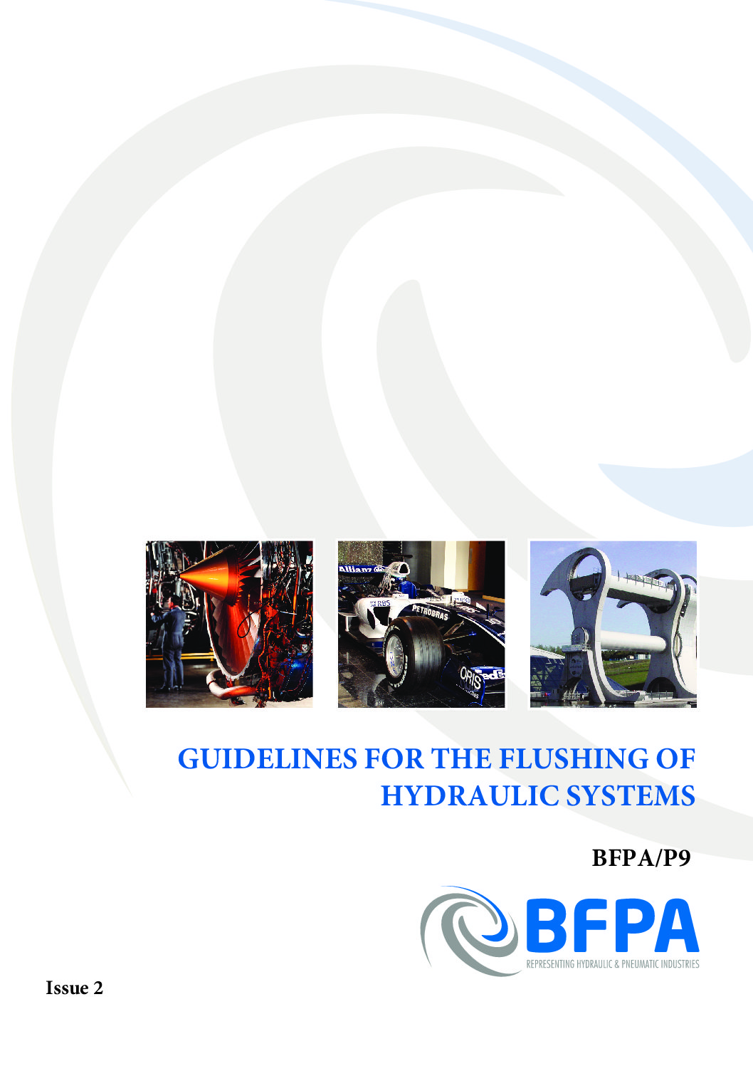 Guidelines for the flushing of hydraulic systems