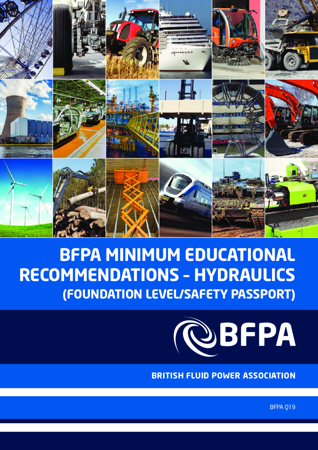 BFPA Minimum Educational Recommendations – Hydraulics