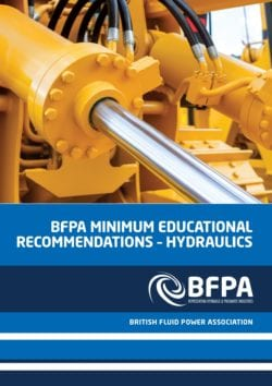 BFPA Minimum Educational Recommendations – Hydraulics Course Reference Manual