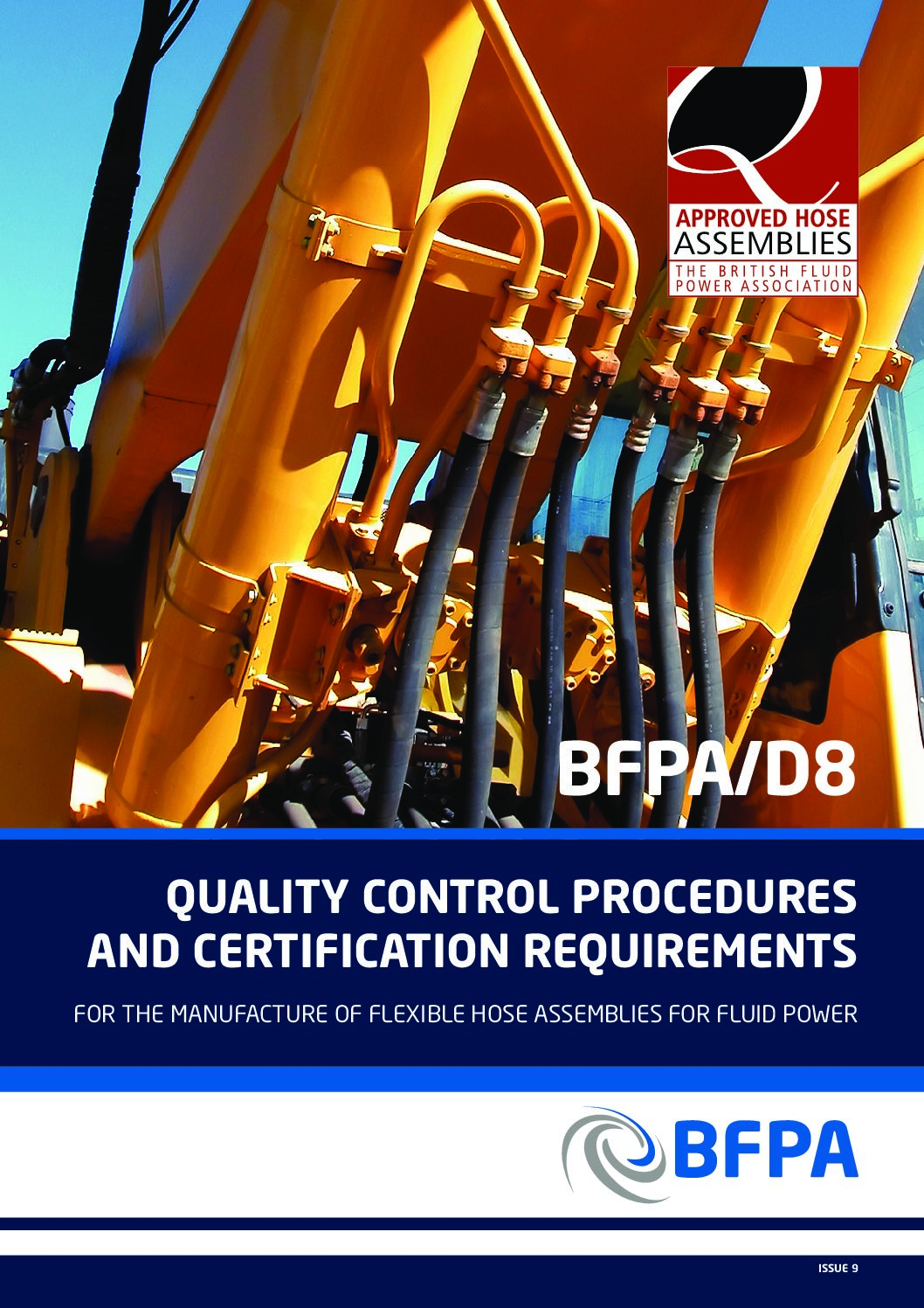 D8 Quality Control Procedures & Certification Requirements For BFPDA Distributors